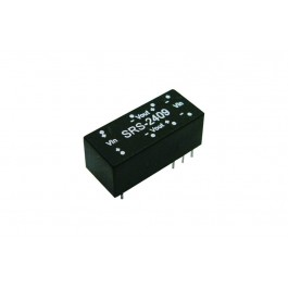 MEAN WELL SRS-0505 5V 0~100mA 0.5W DC-DC Regulated Single Output Converter DC//DC Converter