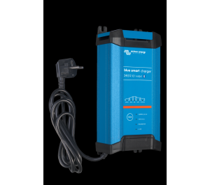 Victron Energy Blue Smart IP22 Charger 24V 12A 230VAC UK Single Output