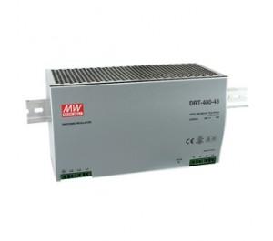 DRT-480-24 Three Phase Input DIN Rail Power Supply from Power Supplies Online