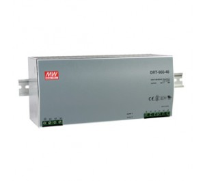 DRT-960-24 Three Phase DIN Rail Power Supply from Power Supplies Online