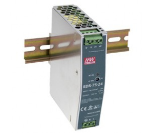 EDR-75-48 75W 48V 1.6A Din Rail Power Supply