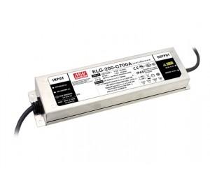 ELG-200-54 200.88W 54V 3.72A LED Lighting Power Supply