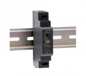 HDR-15-15 15W 12V 1.25A Ultra Slim Din Rail Power Supply
