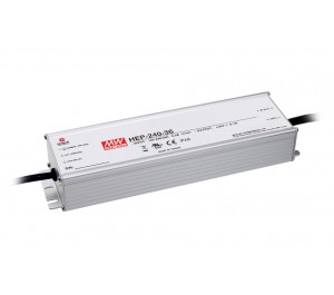 HEP-240-54A 240.3W 54V 4.45A Enclosed Power Supply