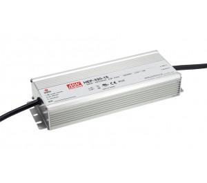 HEP-320-54A 321.3W 54V 5.95A Enclosed Power Supply