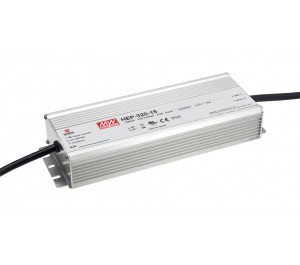 HEP-320-15A 285W 15V 19A Enclosed Power Supply