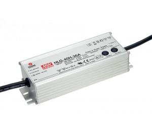 HLG-40H-42A 40.32W 42V 0.96A LED Lighting Power Supply