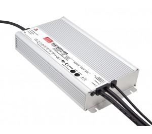 HLG-600H-12A 480W 12V 40A LED Lighting Power Supply