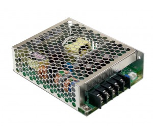 HRP-75-5 75W 5V 15A Enclosed Power Supply