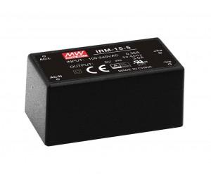 IRM-15-15 15.12W 24V 0.63A Encapsulated Power Supply