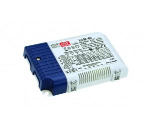LCM-40 42W 2 ~ 100V 350 ~ 1050mA LED Lighting Power Supply