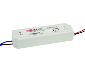 LPV-60-12 60W 12V 5A LED Lighting Power Supply