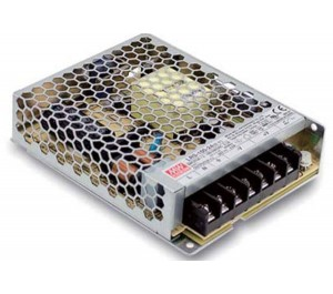 LRS-100-48 110.4W 48V 2.3A Single Output Enclosed Power Supply
