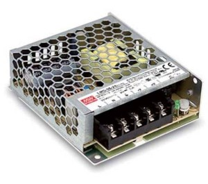 LRS-35-48 38.4W 48V 0.8A Single Output Enclosed Power Supply