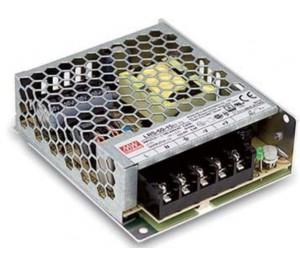 LRS-50-15 51W 15V 3.4A Single Output Enclosed Power Supply