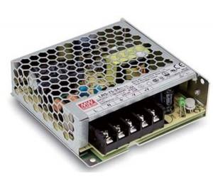 LRS-75-48 76.8W 48V 1.6A Single Output Enclosed Power Supply
