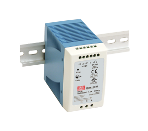 Mean Well MDR-100-12 90W 12V 7.5A Single Output AC-DC DIN RAIL Power Supply from Power Supplies Online
