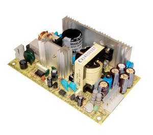 MPS-65-24 64.8W 24V 2.7A Medical Type Open Frame Power Supply