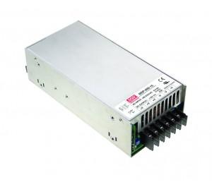 MSP-600-24 648W 24V 27A Enclosed Power Supply