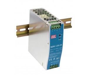 NDR-120-24 120W 24V 5A Industrial DIN RAIL Power Supply