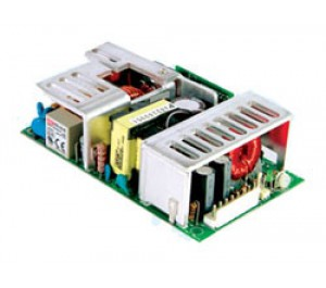 PPT-125B 124.46W Triple Output Open Frame Power Supply