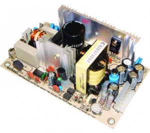 PS-65-24 64.8W 24V 2.7A Open Frame Power Supply