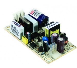 PSD-05-12 5.4W 12V 0.45A DC-DC Open Frame Switching Power Supply