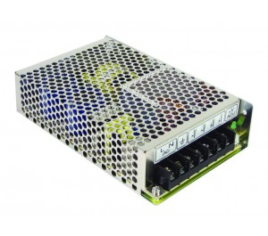 RS-100-5 80W 5V 16A Single Output Enclosed Power Supply