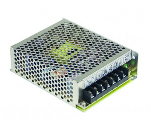 RS-50-24 52.8W 24V 2.2A Single Output Enclosed Power Supply
