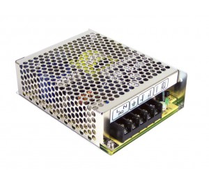 RS-75-5 60W 5V 12A Single Output Enclosed Power Supply