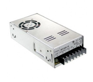 SP-240-12 240W 12V 20A Enclosed Power Supply with PFC Function from Power Supplies Online