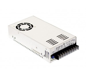 SP-320-12 320W 12V 25A Enclosed Power Supply with PFC Function from Power Supplies Online