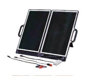 3V, 6V, 9V & 12V 13W Breifcase Solar Power Charger