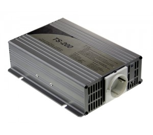TS-200-224B 200W True Sine Wave DC-AC Power Inverter