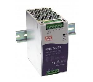 WDR-240-24 240W 24V 10A Industrial DIN RAIL Power Supply