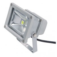 PLL-FL10-WW Outdoor 10W LED Floodlight - Warm White from Power Supplies Online