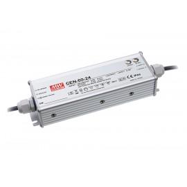 CEN-60-42 60.9W 42V 1.45A LED Lighting Power Supply