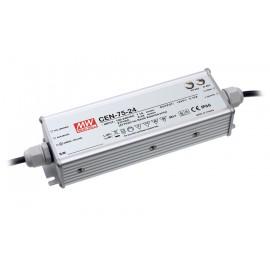 CEN-75-48 75.36W 48V 1.57A LED Lighting Power Supply