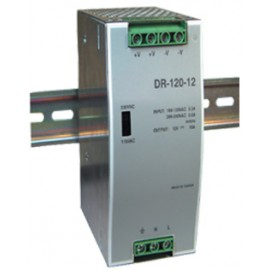 DR-120-48 120W 48V 2.5A Industrial Din Rail Power Supply from Power Supplies Online
