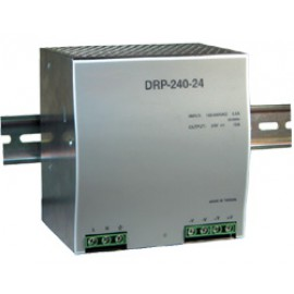 DRP-240-48 240W 48V 5A Single Output AC-DC DIN RAIL Power Supply from Power Supplies Online