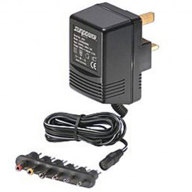 GS78 4.5W 15V 300mA Regulated Linear Plugtop Power Supply from Power Supplies Online