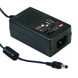 GST25A48-P1J 25W 48V 0.52A Power Adapter