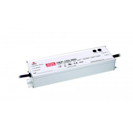 HEP-100-24A 96W 24V 4A Enclosed Power Supply