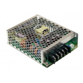 HRP-75-12 75.6W 12V 6.3A Enclosed Power Supply