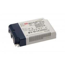 IDLC-45-1050 45.15W 26 ~ 43V 1050mA LED Lighting Power Supply