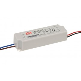 LPC-20-700 21W 9 - 30V 700mA LED Lighting Power Supply