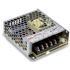 LRS-50-24 52.8W 24V 2.2A Single Output Enclosed Power Supply