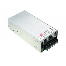 MSP-600-24 648W 24V 27A Enclosed Power Supply