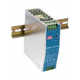 NDR-120-48 120W 48V 2.5A Industrial DIN RAIL Power Supply