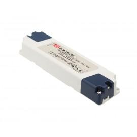 PLM-25-1050 25.2W 14 ~ 24V 1.05A LED Power Supply